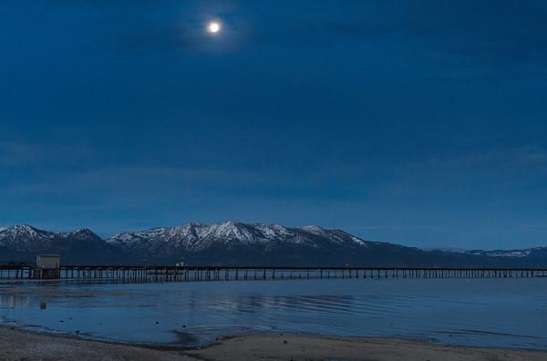 Lake Tahoe Winter 2014