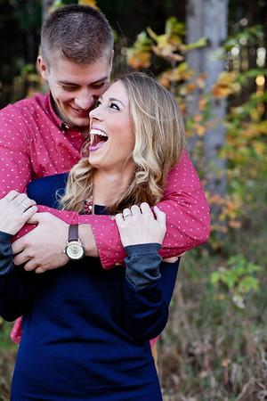 Lindsay and David Engagement