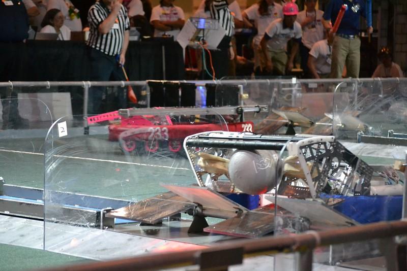 2016 FIRST Bayou Regional Robotics - Spectrum 3847 - 862