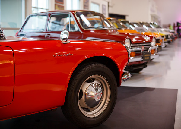 2019 12/13: American Honda Private Collection Open House