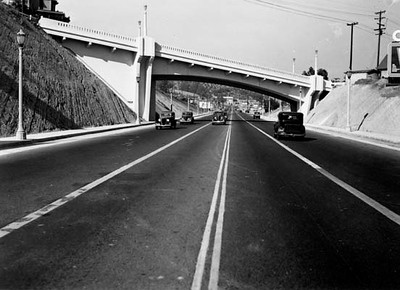 1939, College Street Bridge