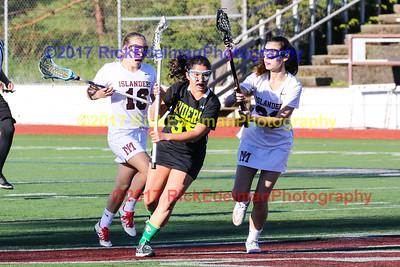 Roosevelt vs Mercer Island JV lacrosse