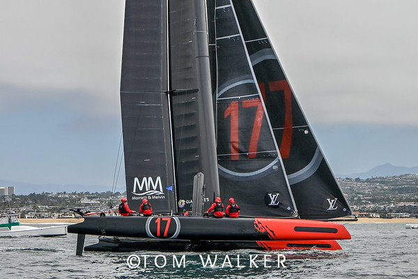 2019 Newport to Ensenada Yacht Race Photographs