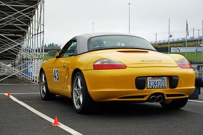 Autocross #8 - October 6