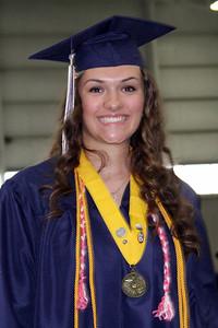 Rachel SCHS - Graduation, '13