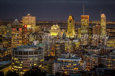 Montreal, Skyline