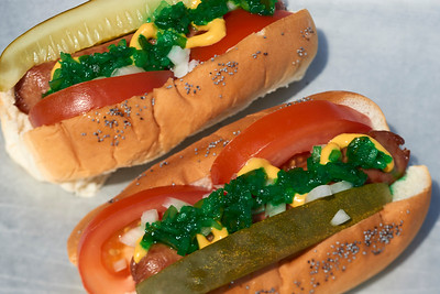 July - Gourmet Hot Dogs