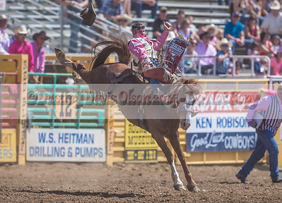 Red Bluff Round Up Sunday 2014