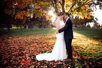Autumn Elopement in Bend
