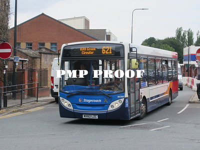 WIGAN BUSES JULY 2018