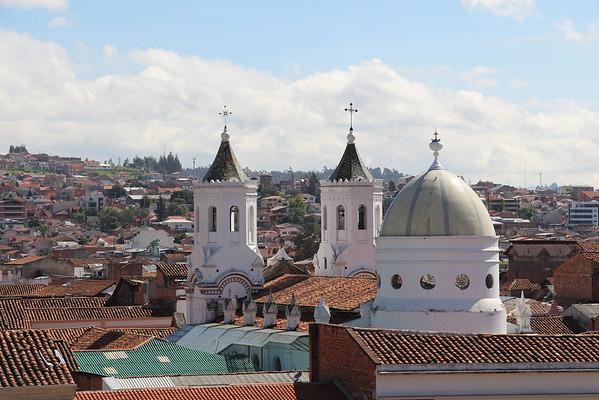 Cuenca Ecuador 2014 Day 2