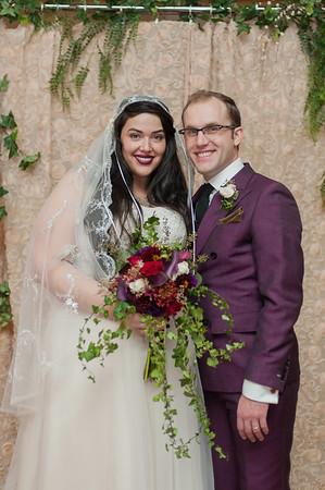 Tiffany and Adam Wedding