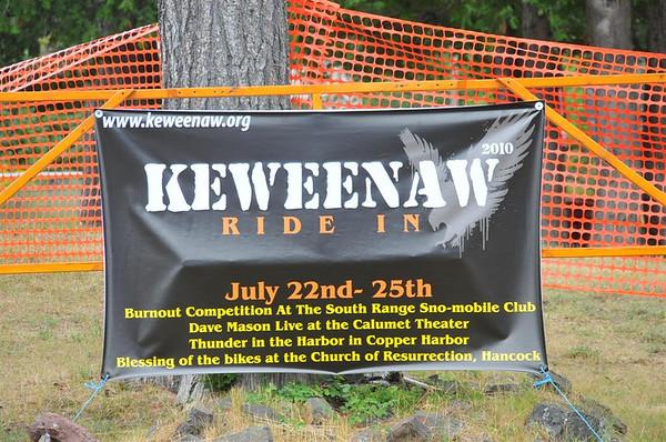 Keweenaw Ride-In 2010