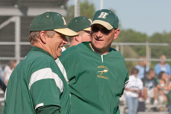 2009-05-19: Capital District Tournament -- #4 Henrico at #1 Hanover
