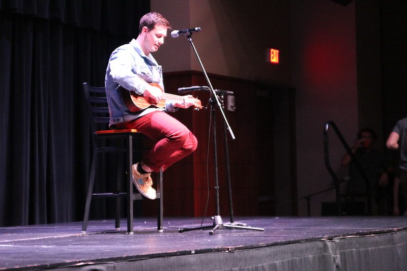 Third Annual NAFME Fundraiser Talent Show in the Tucker Student Center.