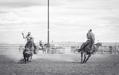 Cattle Cans and Corona Team Roping 2020