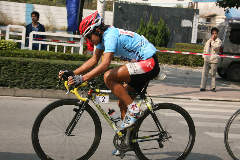 Tour of South China Sea, 2006, Wong Kam Po, Hong Kong