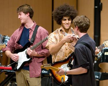 2008 Nobles Winter Jazz Concert