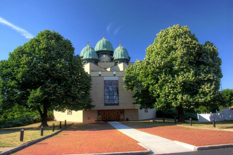 St. Josaphat's Ukrainian Catholic Church