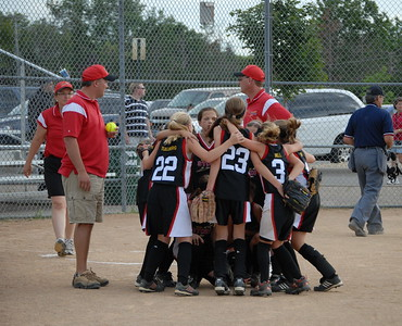 Maple Grove Storm 10U Crimson Fastpitch, State, Cottage Grove 2009