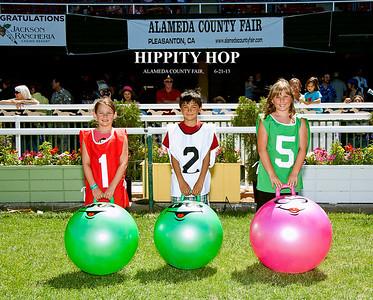 Hippity Hop Races