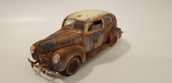 1940 Ford Coup AMT