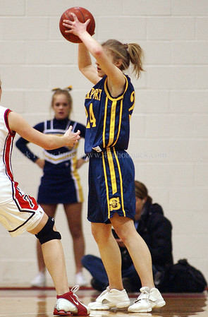 Penfield vs Spencerport Girls Sectional Basketball