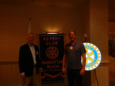 2011-12 Rotary Year - Bill Bloomfield President