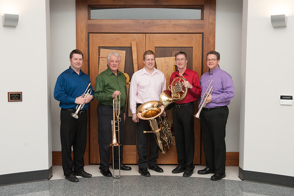 Brass faculty group 2016