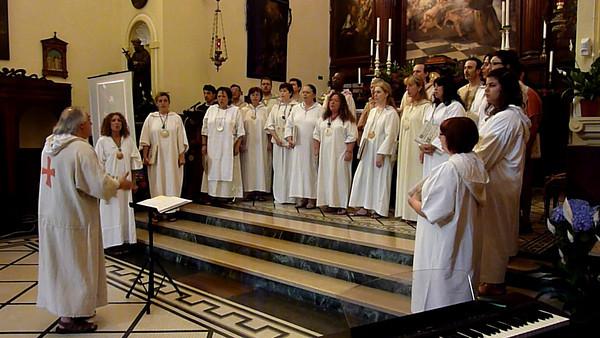"""Coro polifonico """"Cantori del Mattino"""" Noceto - Parma"""