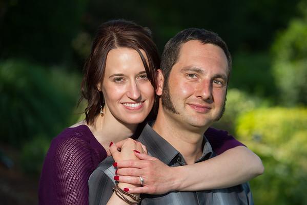 Nicole & Mark Engagement Session