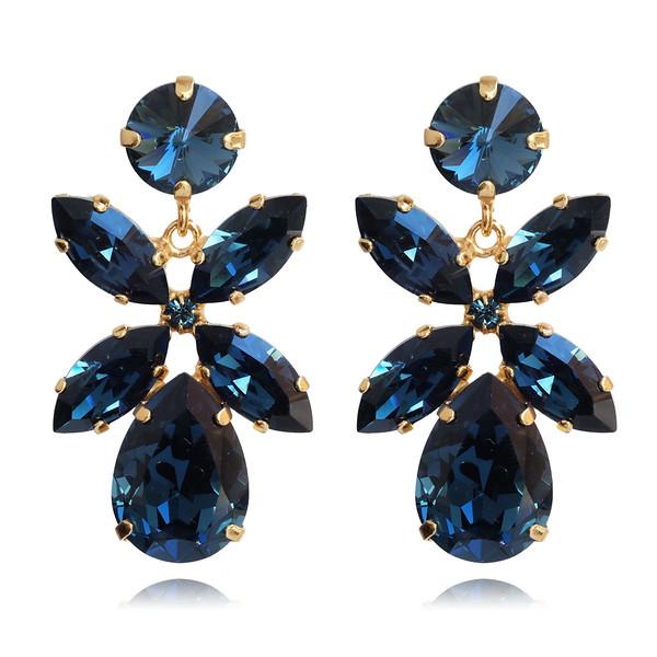 Dione Earrings / Montana / Gold