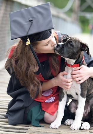 Leah Graduation 2020