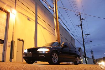 2003 BMW Photo Session