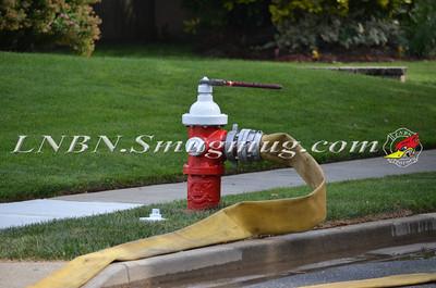 Plainview F.D. House Fire 17 Nautilus Avenue 7-13-12