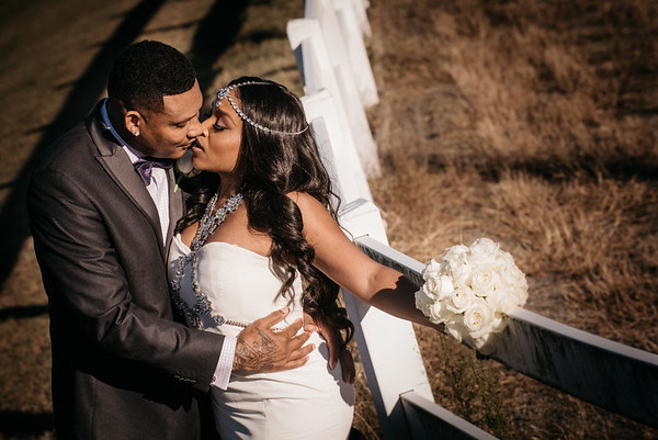 Ann and Linwood - A Intimate Wedding Tale