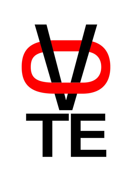 École de la Montagne rouge- Affiche Vote