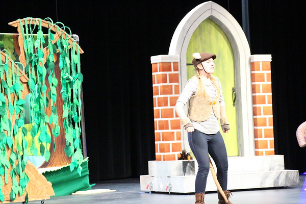 """The Wind in the Willows"" Performance by American Stage"