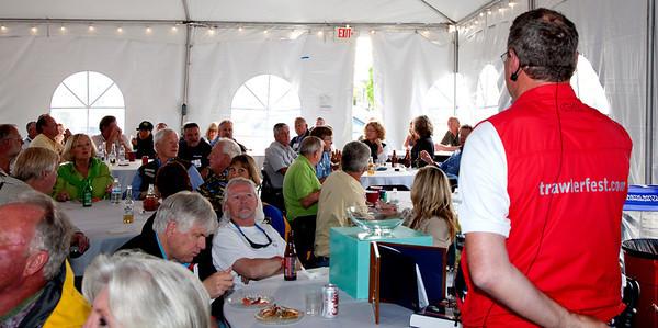 Trawlerfest Awards Anacortes