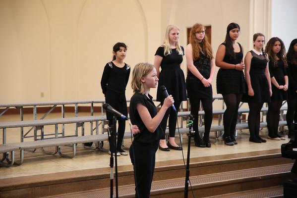 Middle School Choir Festival