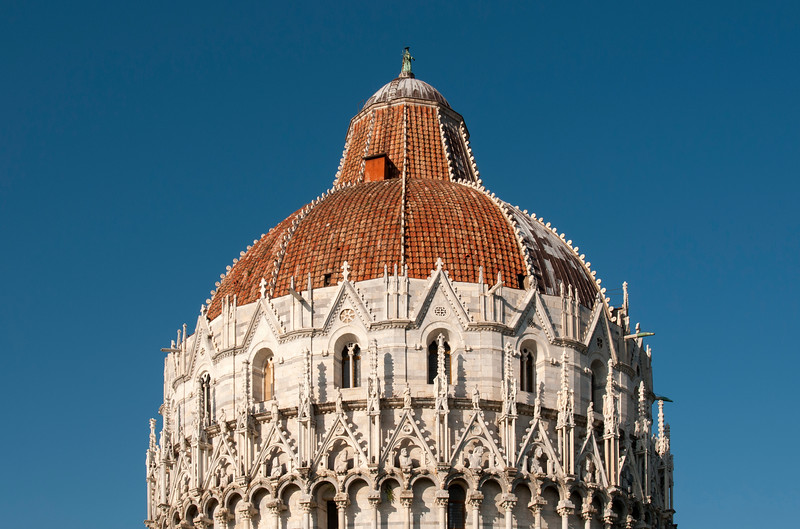 Baptistry of Pisa Cathedral, Italy