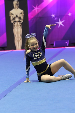 CheerForce WolfPack  Lily - Mini Indy 2