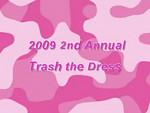 2nd Annual Trash the Wedding Dress 2009