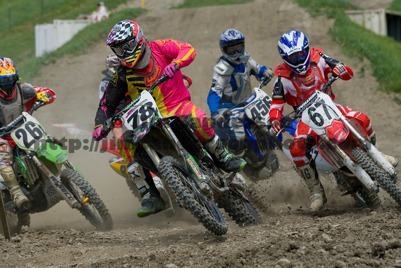 ACR Vintage Vet & Youth MX Championships, Broome-Tioga Sports Center 05-22-2010