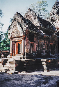 Banteay Srei: The Citadel of the Women