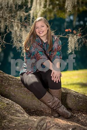 Faith Sweatman Senior Shoot 11-18-17