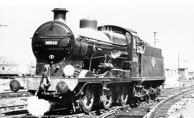 Maunsell Q Class 0-6-0