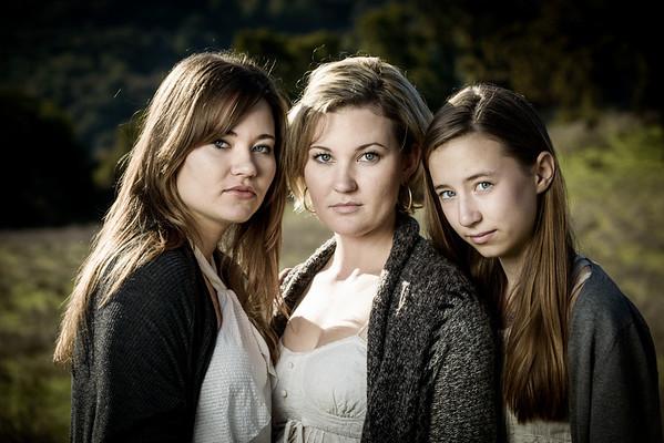 Allegra > Phoenix > Maren (Sisters Portrait Photography, Rancho San Antonio Park, Cupertino, California)