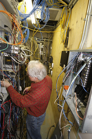 SSRC Server Room