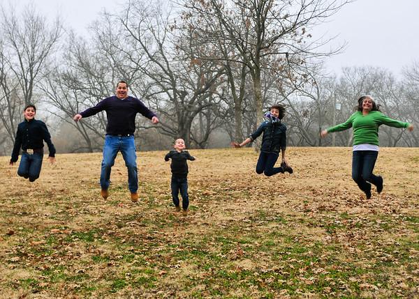 Roberts, Buchanan Family